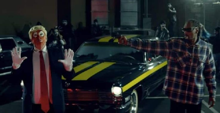'Dead Prez!' Snoop Dogg Gets Political & Shoots Donald Trump In New Video!