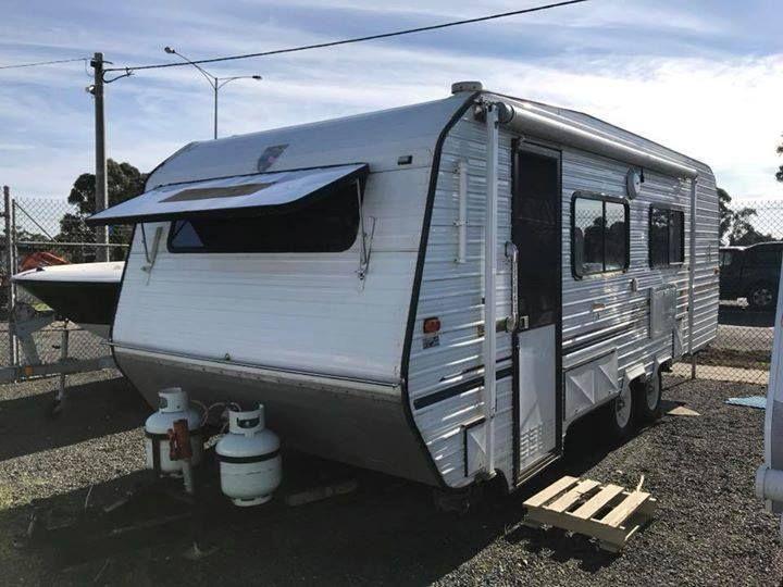 Regal Caravan Separate Ensuite Shower Caravan Best Caravan