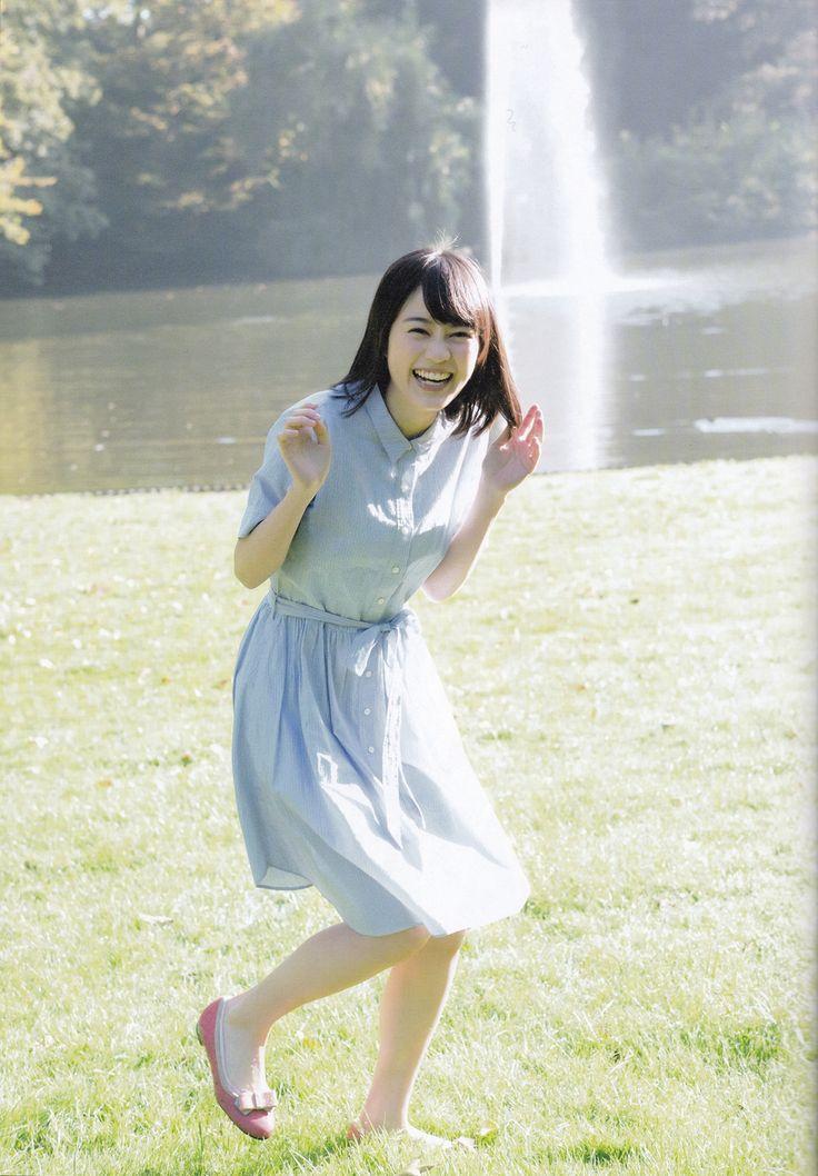 akbscan: 生田絵梨花 (via. xiii_ ) | 日々是遊楽也