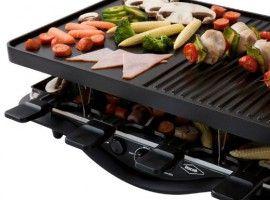 Raclette: Deliciosas recetas para compartir con amigos
