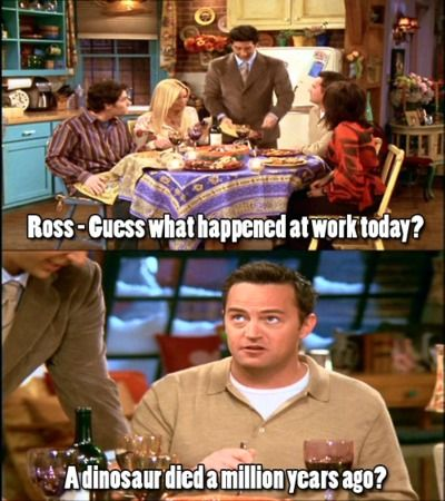 I'm sure I've pinned this before but I don't care because this is one of my favorite Friends moments.