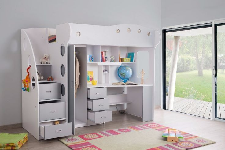 17 best ideas about lit mezzanine bureau on pinterest lit mezzanine but li - Bureau sous lit mezzanine ...
