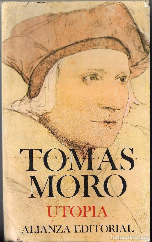 ** MP75 - UTOPIA - TOMAS MORO - ALIANZA EDITORIAL - Foto 1