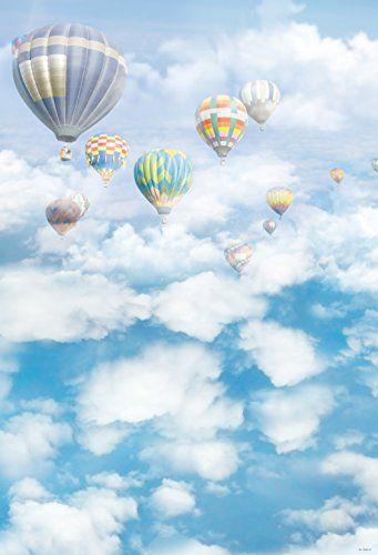 5x7ft Photography Backdrop Blue Sky White Cloud Hot Ballo... https://www.amazon.co.uk/dp/B01LNJCSJM/ref=cm_sw_r_pi_dp_x_zd0cybVVYPPFP