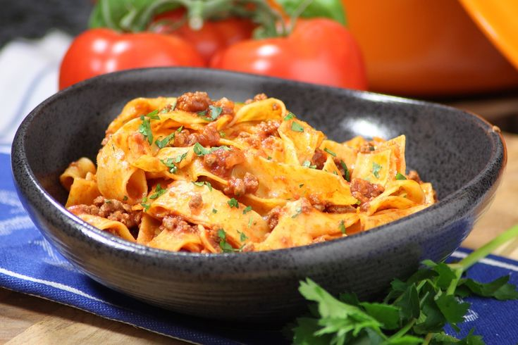 pappardelle pescatore recipes tasty query - HD 1296×864