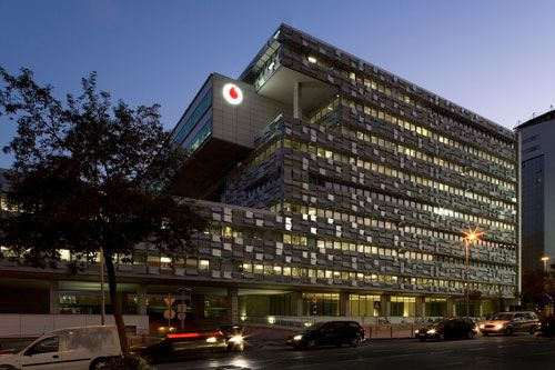 Energy and maintenance savings in Vodafone Building, Lisbon