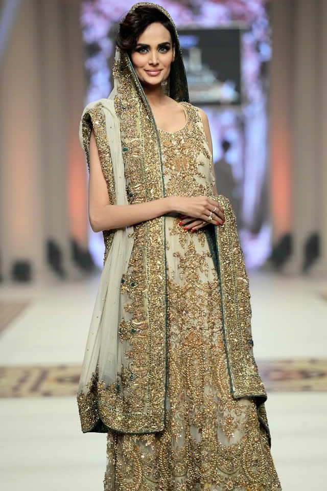 Bridal Salvation Collection Latest by Ammar Shahid TBCW