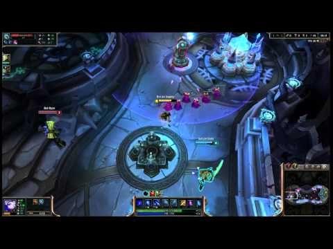League of Legends[LoL] Guia básica y Maestrias/Runas Xin Zhao - YouTube