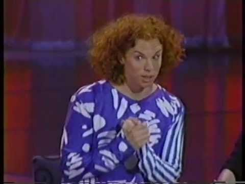 Carrot Top with Donnie & Marie - 1999