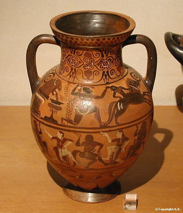 Achille et Troïlos