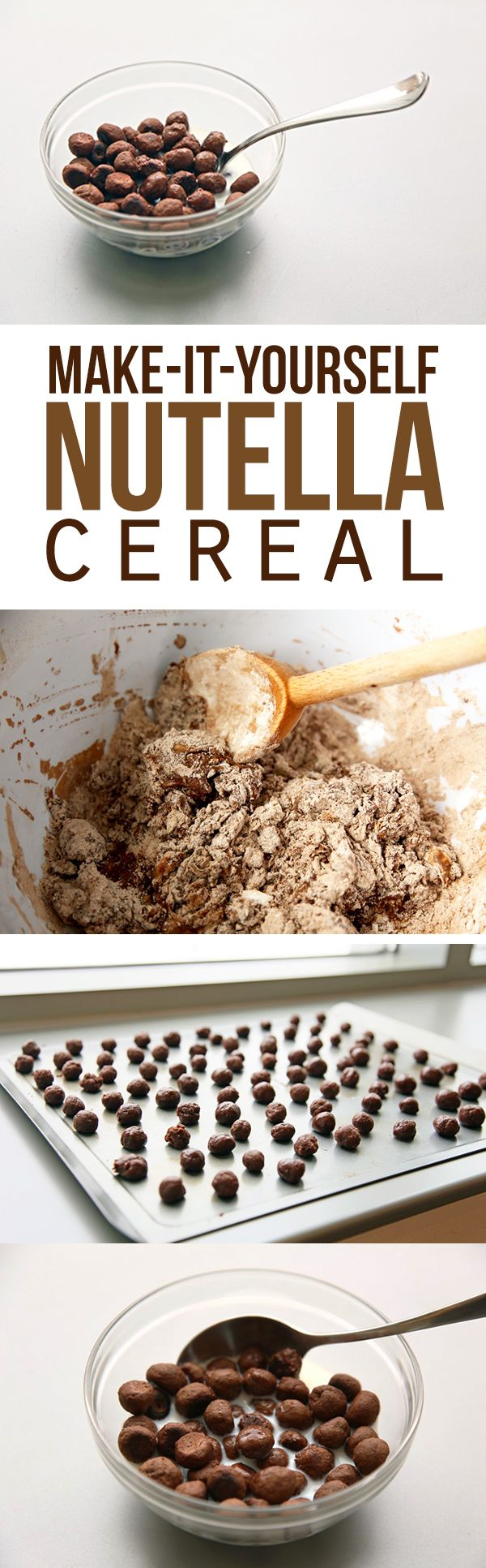 Make Your Own Nutella Cereal and Never Buy the Boxed Stuff Again