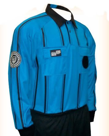 Pro USSF Longsleeve Referee Shirt