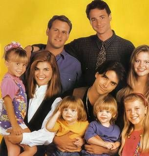 Full House: then an now | All grown up | Pinterest | The o ...