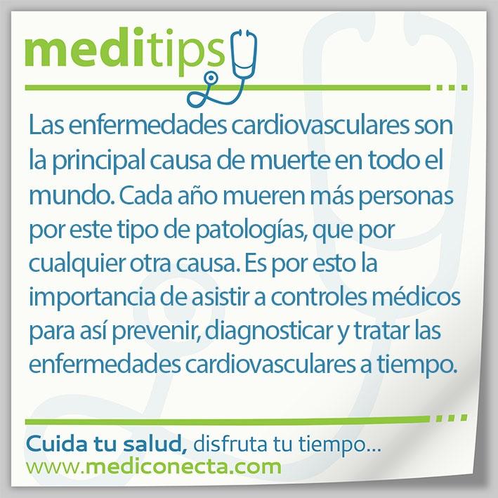 Las enfermedades cardiovasculares son la principal causa de muerte en todo el mundo