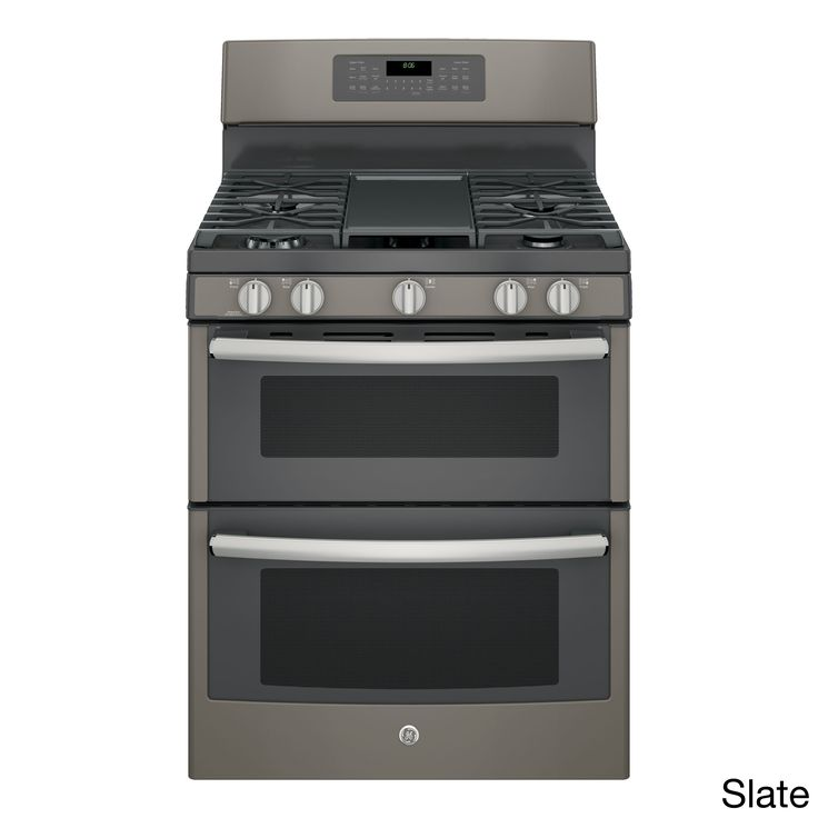 GE 30-inch Free-standing Gas Double Oven with Convection Range