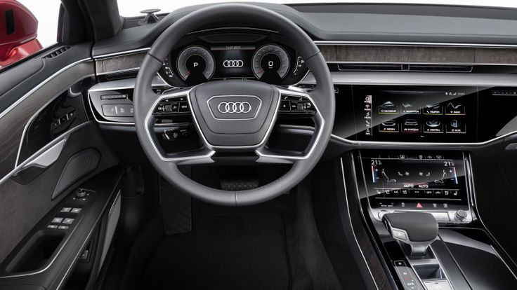 Audi AI: an important step forward in autonomy
