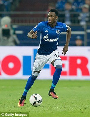 Baba Rahman's loan at Schalke last season was cut short by a knee injury suffered during the Africa Cup of Nations, but the full-back could be on his way back to the Veltins-Arena