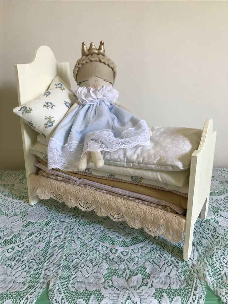 Handmade Princess and the pea