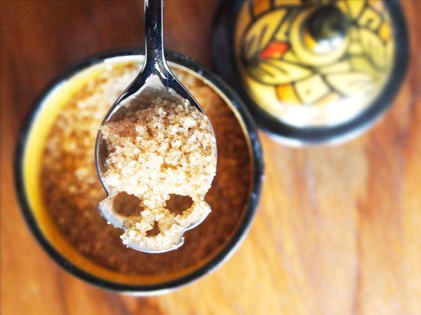 Sugar is bad, this sugar spoon of sugar isn't so sweet!