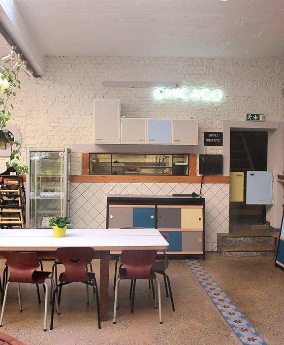 Chicago-Cafe | Brussels