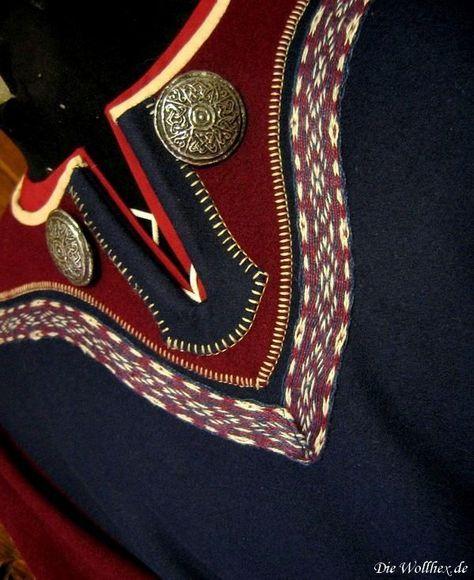 Znalezione obrazy dla zapytania viking embroidery