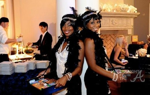 "Harlem+Renaissance+Clothing | ... Porsha & Kordell Stewart's ""Harlem Nights"" Party… [PHOTOS"