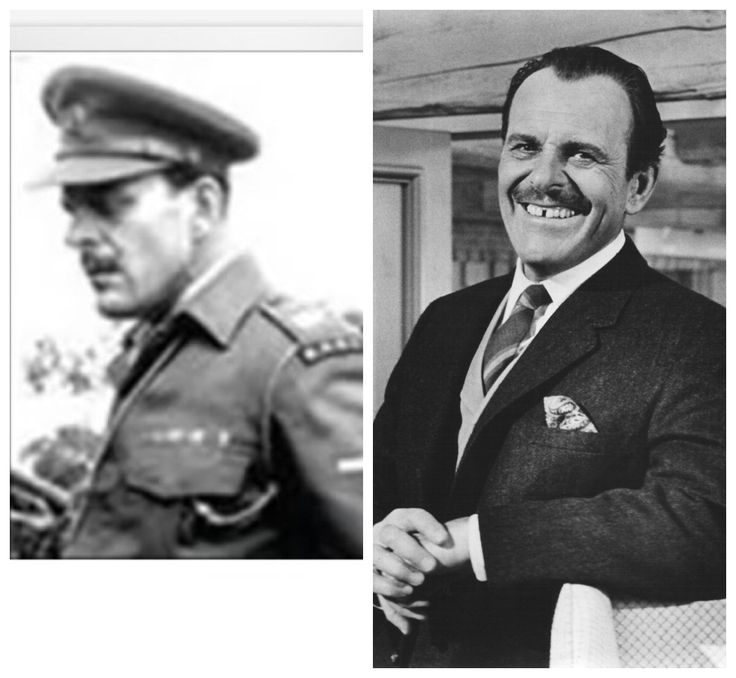 Terry-Thomas (born Thomas Terry Hoar Stevens; 10 July 1911 – 8 January 1990)[a] was an English comedian and character actor. In 1942 he reported to the Royal Corps of Signals training depot in Ossett, West Yorkshire. Terry-Thomas finished the war as a sergeant, and was finally discharged in 1946.