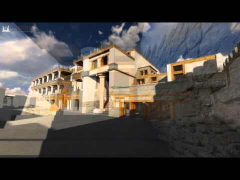 """Cretan Thematic Park - Meeting the Minoans -  """"Knossos - A journey in time"""" - YouTube"""