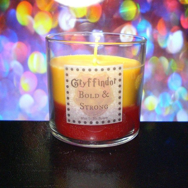 What scents would best describe Harry, Ron and Hermione? Well you won't have to wonder anymore as these hand-poured scented candles from Mud In My Blood, an online store filled with Harry Pot…