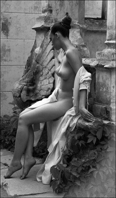 Classy black african nude art, Nude photo girl