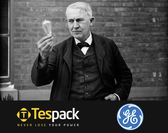 Tespack chosen to join GE's (General Electric) Energy Village, company founded by Thomas Edison. Read more⚡️👉https://goo.gl/ZyU87R  #FutureOfEnergy#wearables#wearabletechnology#wearabletech#solarbackpack#smartbackpack#army#solarpanels#mobile#powerplant#technology#solarenergy#solar#energy#charger#equipment#powerbanks#solarpowerplant#power#mobile