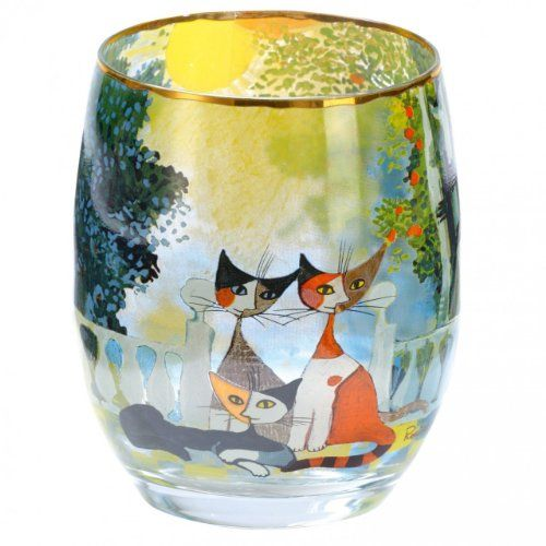 Porta Di Guardia 9.5cm Round Rosina Wachtmeister Candle Holder Buy this and much more home & living products at http://www.woonio.co.uk/p/porta-di-guardia-9-5cm-round-rosina-wachtmeister-candle-holder/