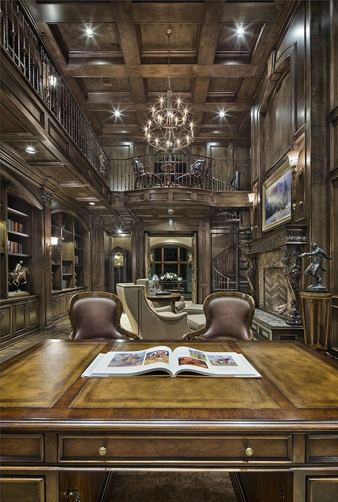 304 best Home - Office/Library images on Pinterest
