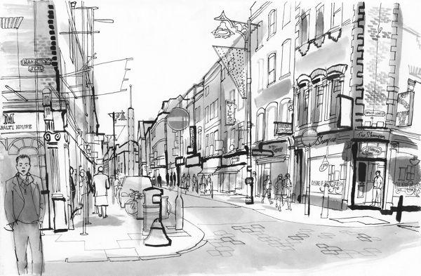 Spitalfields 4 © Lucinda Rogers