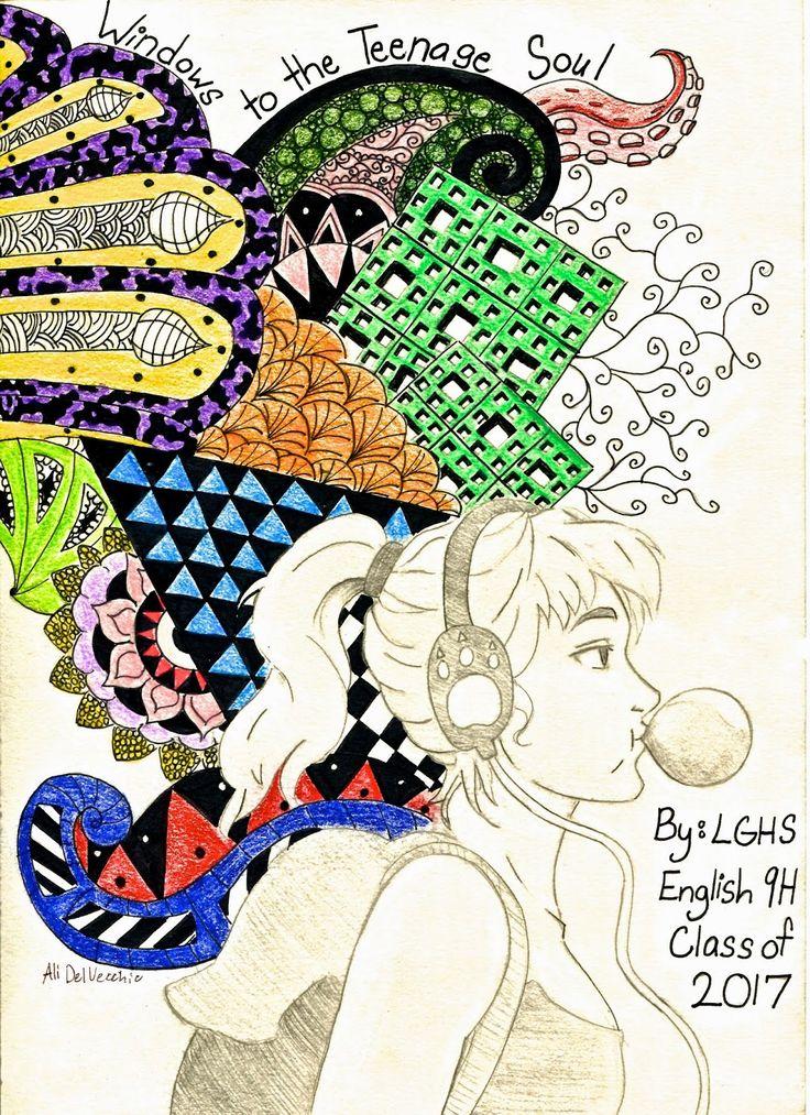 Ebook Publishing in the Classroom - Los Gatos High School Freshmen Publish Amazing Poetry Anthology
