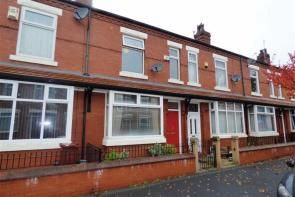 2 bedroom terraced house for sale in Hartington Street, Manchester, Greater Manchester, M14