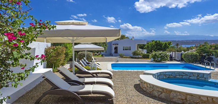 Modern Home in Crete - Inspiring Views