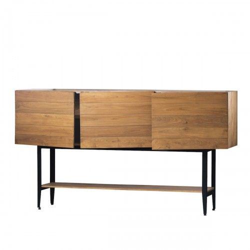 Sihapuabu   furnitur kabinet lemari kayu jati besi moderen dekorasi foyer cabinet storage home decor furniture interior design