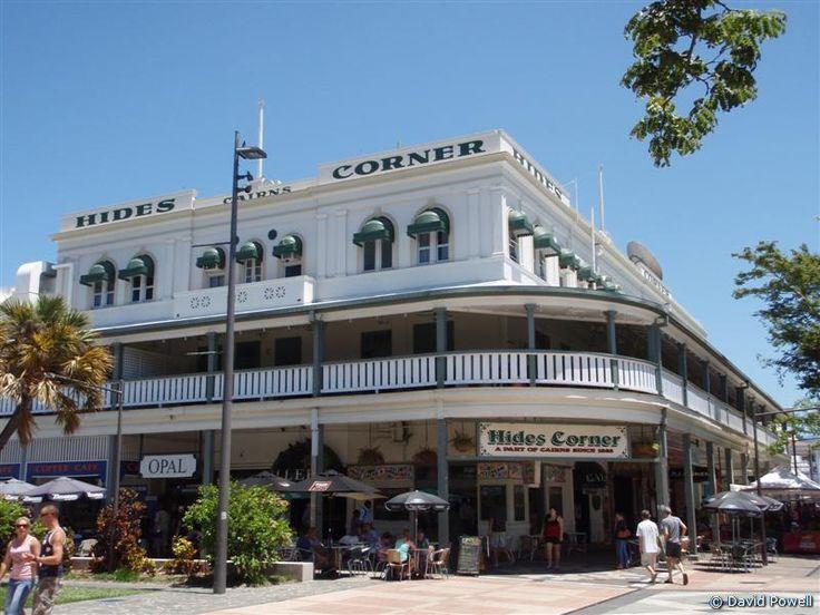 Hides Corner in Cairns, Australia