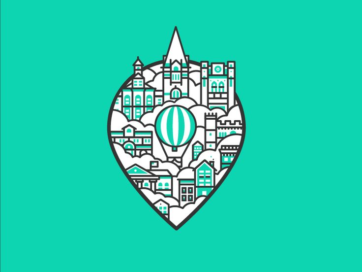 Where are you? by Daniel Haire for Yik Yak