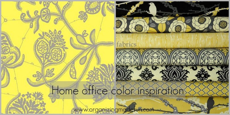My office color inspiration!