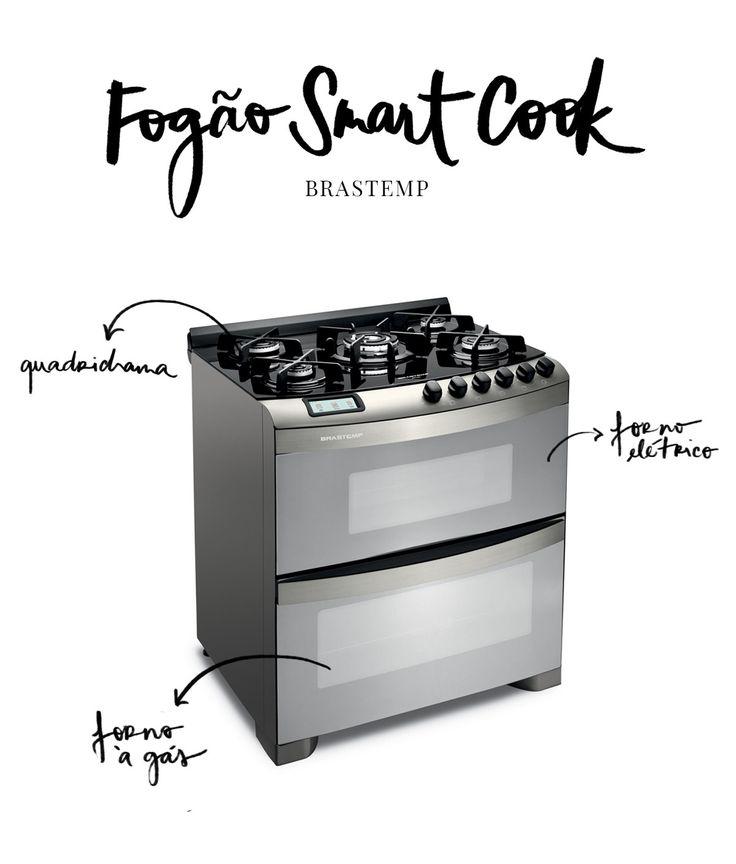experiência ainda mais apaixonante, a convite da Brastemp, testamos o fogão com duplo forno, além de contar com design elegante, sofisticado e mesa de ...