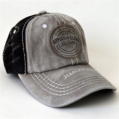 Hengdeer Erkek Yıkamalı Spor Şapka Gri