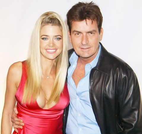 "Denise Richards Files New Lawsuit Against Charlie Sheen, Claims He Threatened Her and Her Kids' Lives: Details - USMagazine.com - January 22nd, 2016 Denise Richards and Charlie Sheen ""The Two and a Half Men alum told TMZ that the lawsuit was ""a desperate attempt to get more money"" after his lawyer claimed Sheen has already paid almost $20 million to Richards over the years; the couple were married from 2002 to 2006."""
