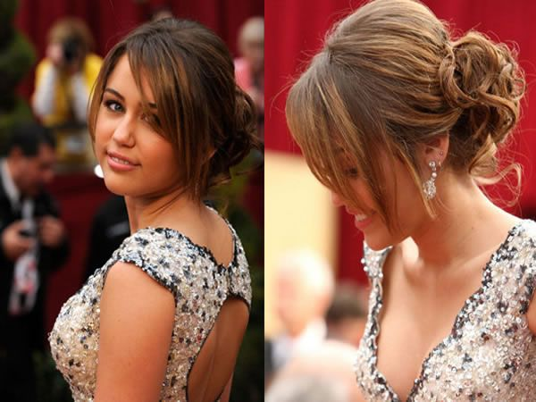 Glamorous Different Kinds of Prom Updo Hairstyles