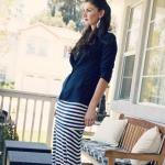 DIY Maxi Skirt & Dress | Ma Nouvelle Mode