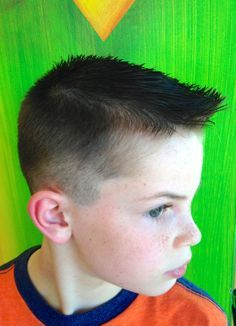 little boys fade haircuts - Google Search