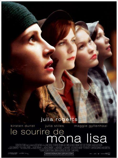 Le Sourire de Mona Lisa - Julia Roberts, Julia Stiles, Kirsten Dunst, Mike Newell