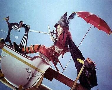 Witchy Poo! H.R. Pufnstuf
