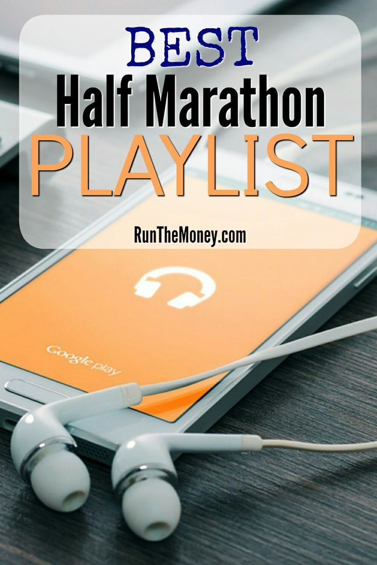 Need a song to pump you up during a long run? I have 36 ...
